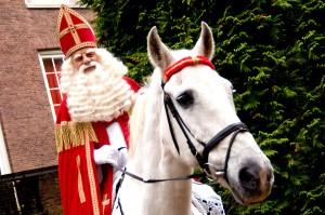 Sinterklaas en Amerigo
